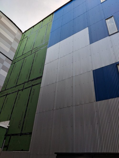 Commercial Siding