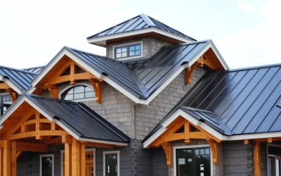 A View From the Top: 8 Amazing Benefits of Metal Roofing